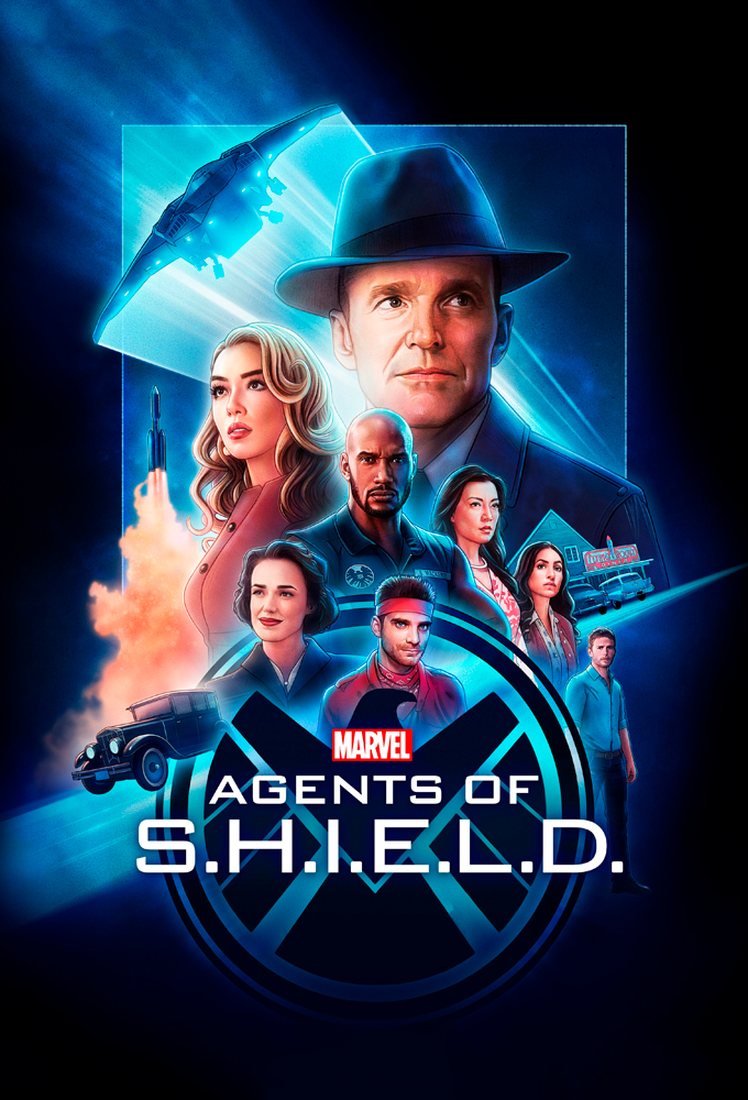 Marvels Agents of S.H.I.E.L.D. – Todas as Temporadas – Dublado / Legendado
