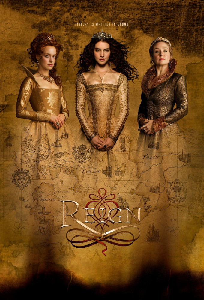 Reign – Todas as Temporadas – Dublado / Legendado