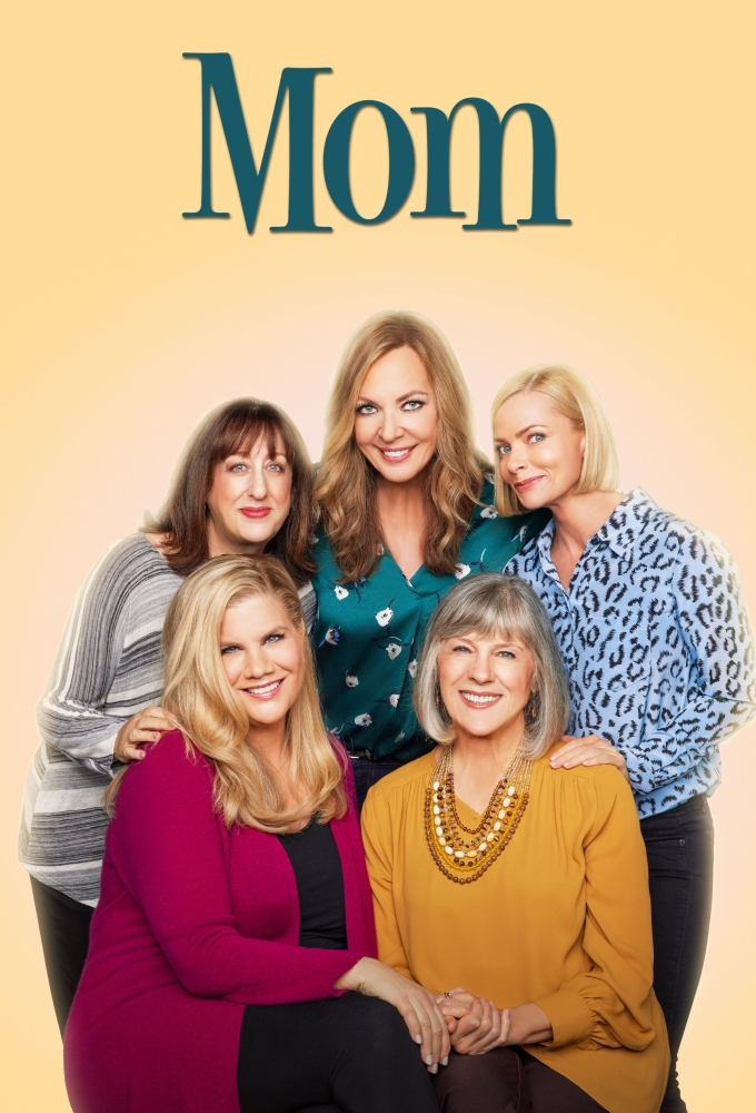 Mom – Todas as Temporadas – Dublado / Legendado