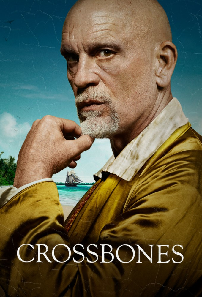 Crossbones – Todas as Temporadas – HD 720p