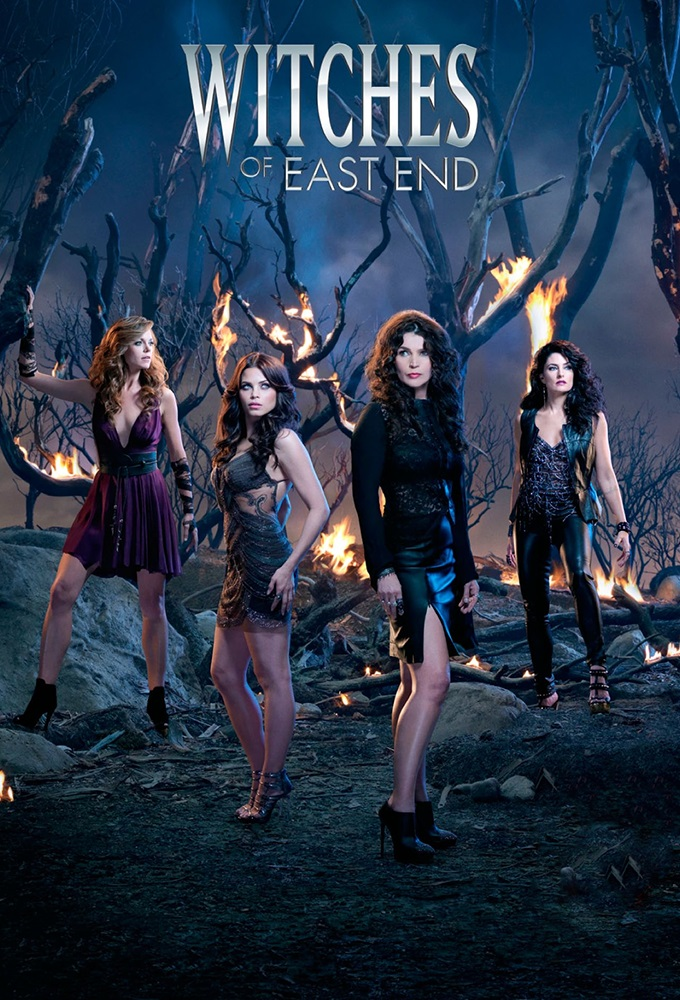 Witches of East End - Todas as Temporadas - HD 720p