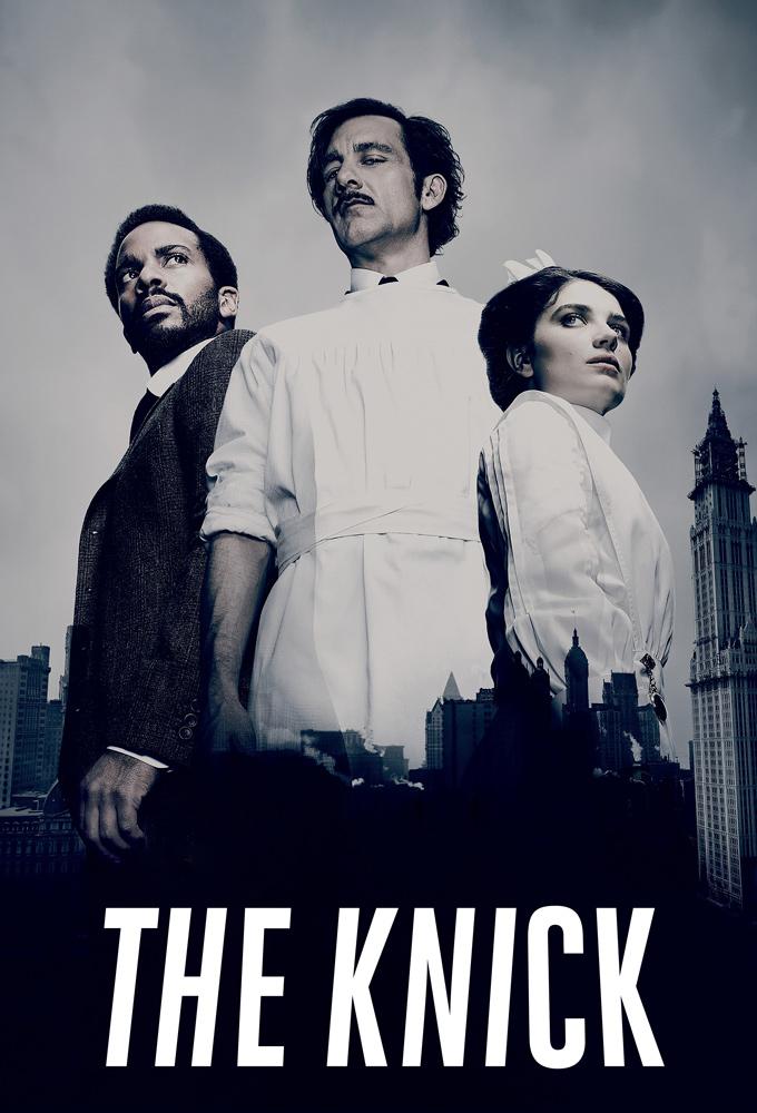 The Knick - Todas as Temporadas - HD 720p