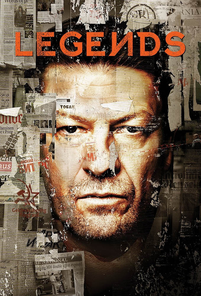 Legends - Todas as Temporadas - HD 720p