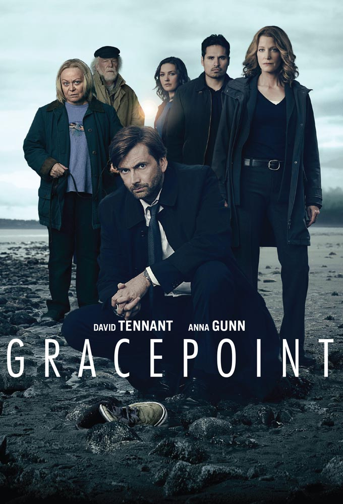 Gracepoint - Todas as Temporadas - HD 720p