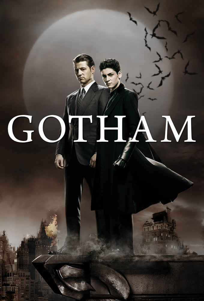 Gotham – Todas as Temporadas – HD 720p