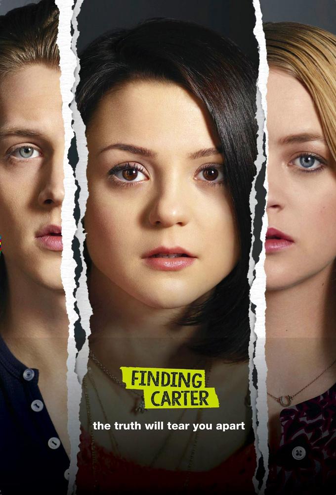Finding Carter - Todas as Temporadas - HD 720p